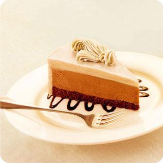 必胜客菜单:巧克力雪域蛋糕