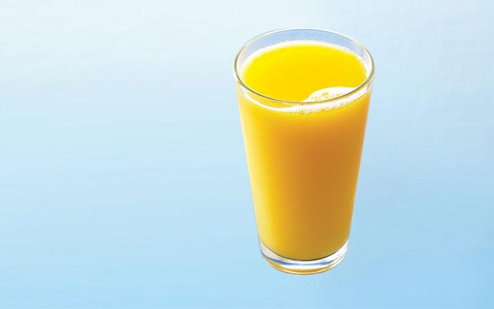 ps杯装橙汁图片素材