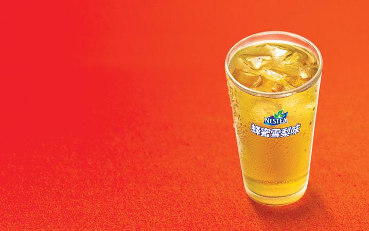 雀巢冰爽茶蜂蜜雪梨味